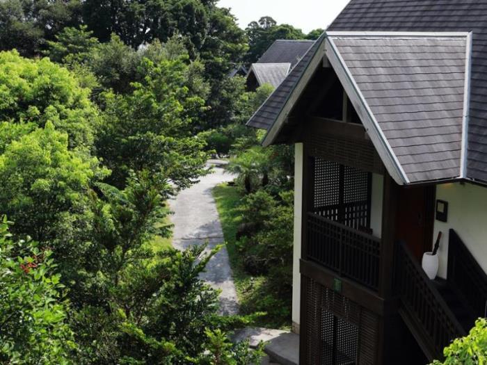 三卡拉羅久島Spa酒店的圖片2