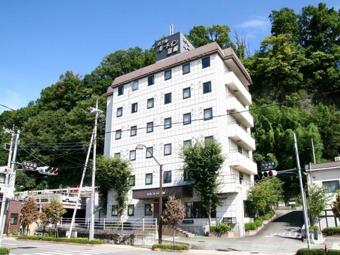 Route Inn Court酒店 - 韮崎的圖片1