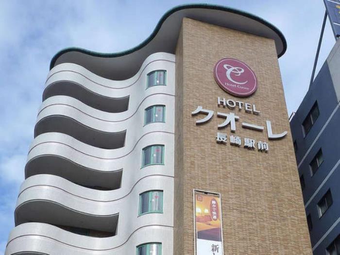 長崎站前Cuore酒店的圖片1