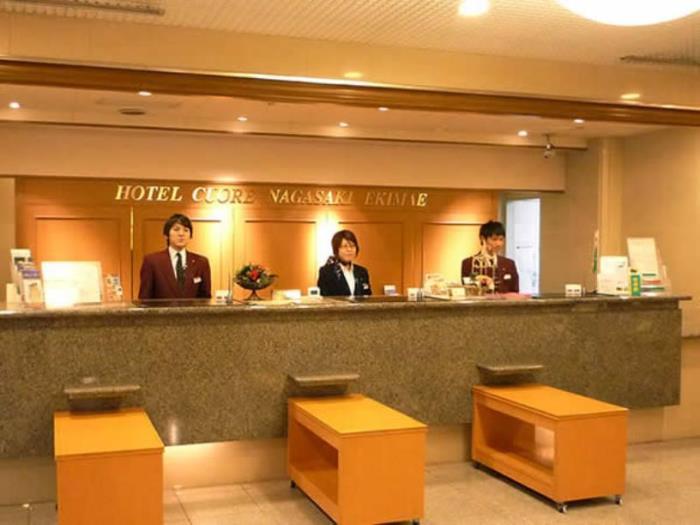 長崎站前Cuore酒店的圖片5
