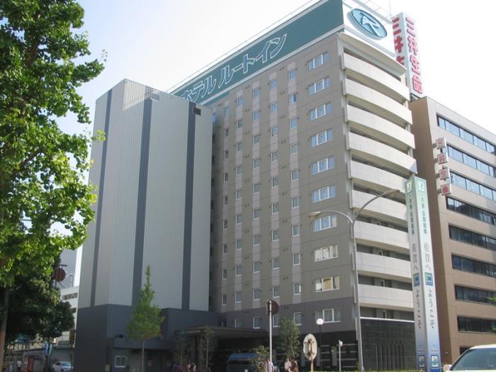 Route Inn酒店 - 佐賀站前的圖片1