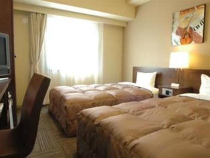 Route Inn酒店 - 弘前城東的圖片2