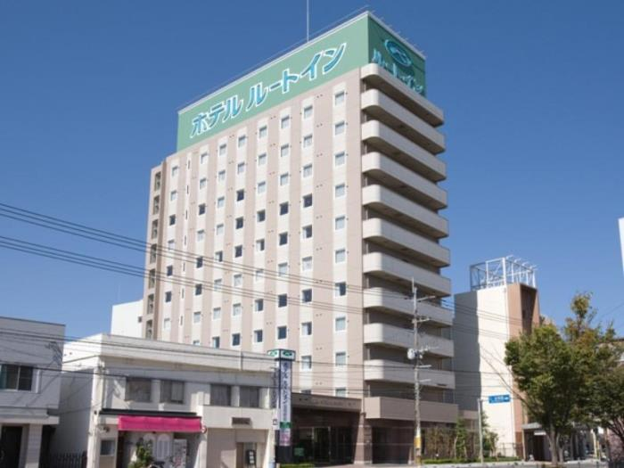 Route Inn酒店 - 延岡站前的圖片1