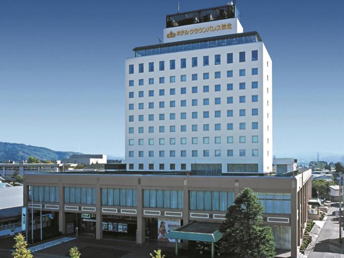 秋北皇冠宮酒店的圖片1