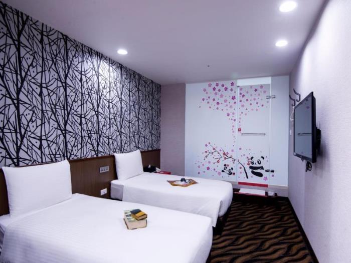 高絲旅時尚旅館 - 西寧館的圖片1