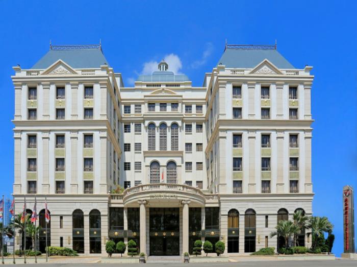 苗栗竹南兆品酒店的圖片1