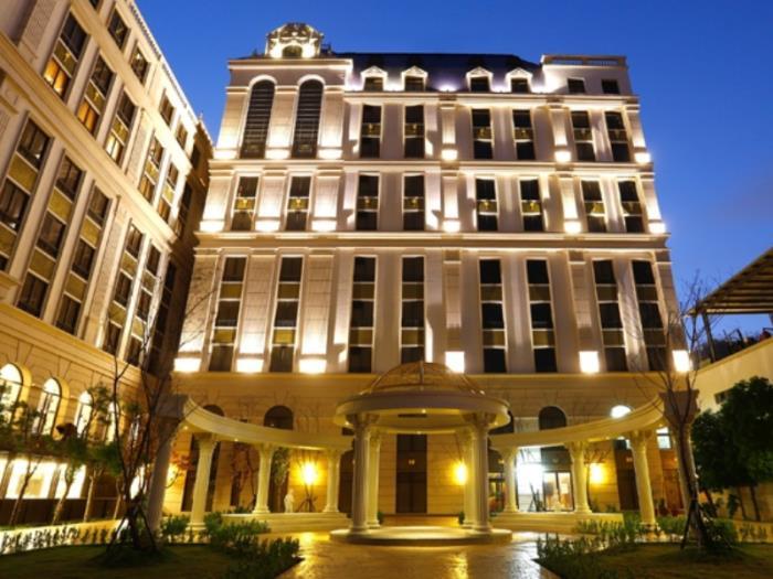 苗栗竹南兆品酒店的圖片5