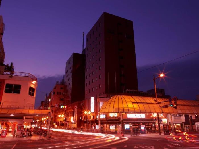 宮崎阿里斯頓酒店的圖片1