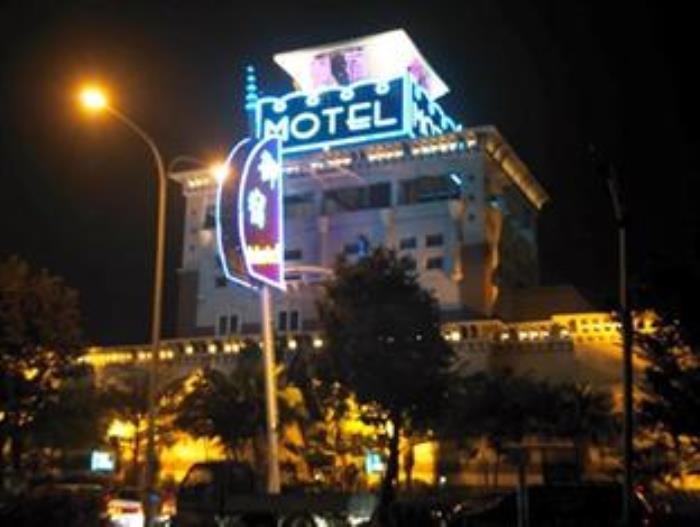 御宿Motel 台南館的圖片1