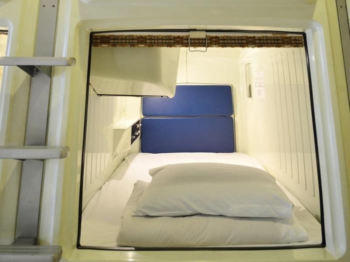 心齋橋Eco Cube酒店的圖片2