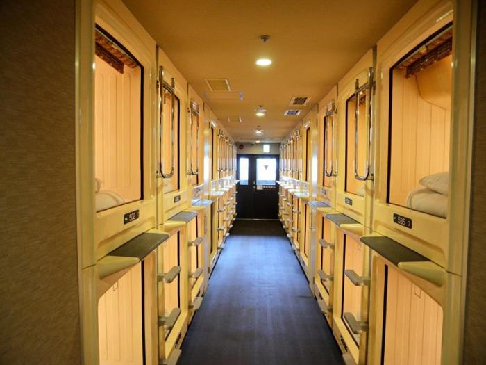 心齋橋Eco Cube酒店的圖片3