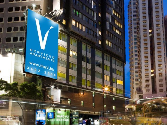 香港V銅鑼灣酒店的圖片1
