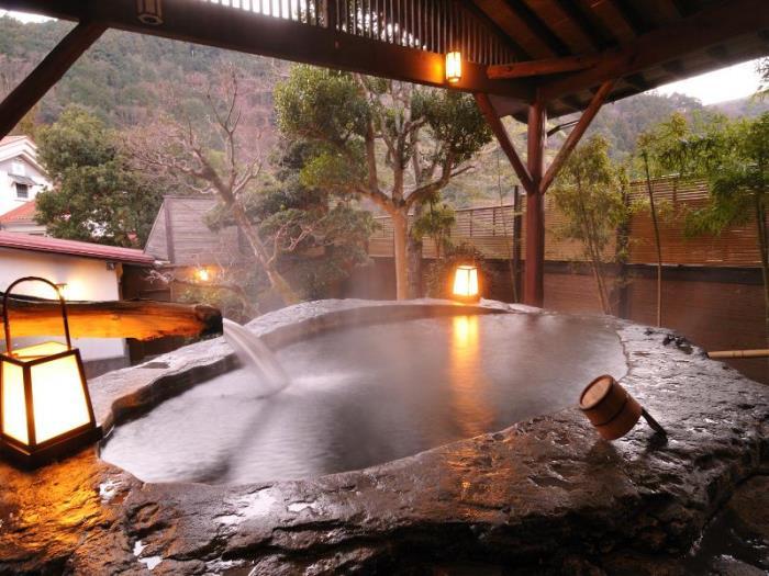 伊豆湯島白壁莊傳統溫泉日式旅館的圖片1