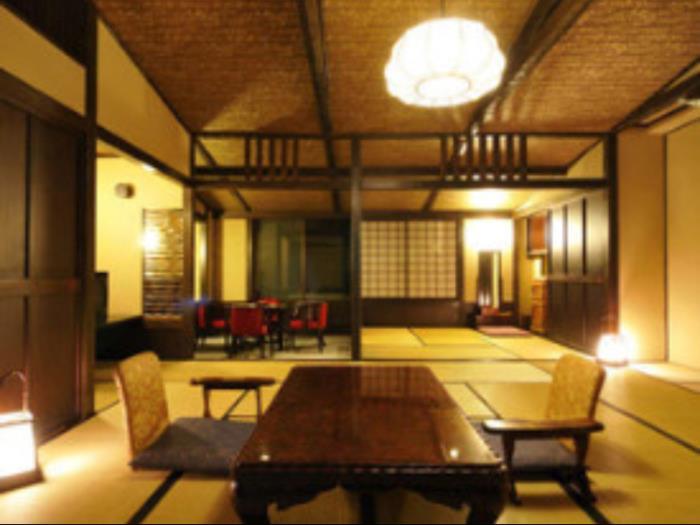 伊豆湯島白壁莊傳統溫泉日式旅館的圖片2