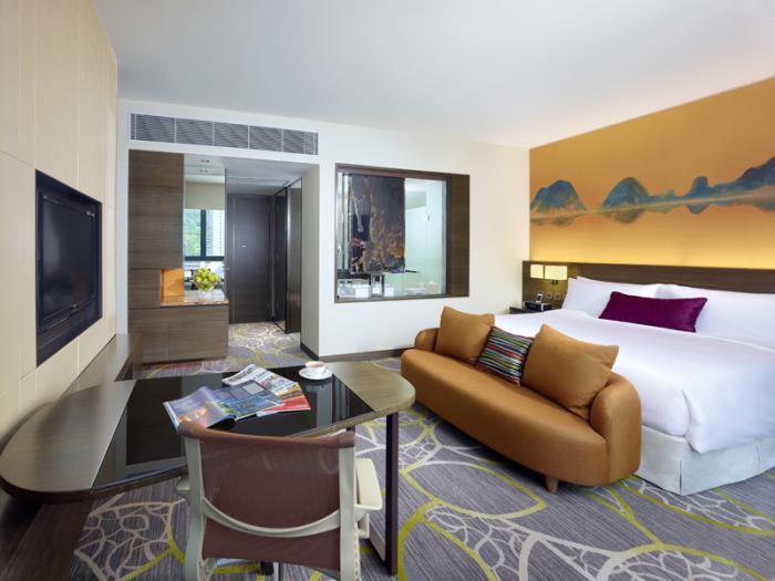 香港九龍東皇冠假日酒店的圖片1