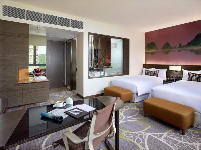 香港九龍東皇冠假日酒店的圖片5