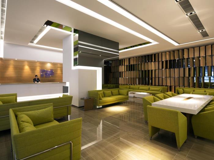 香港九龍東智選假日酒店的圖片5
