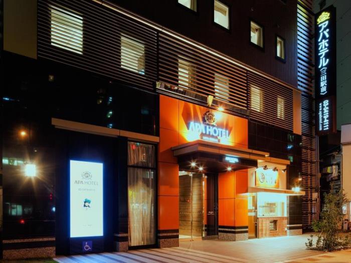 APA酒店 - 三田站前的圖片1