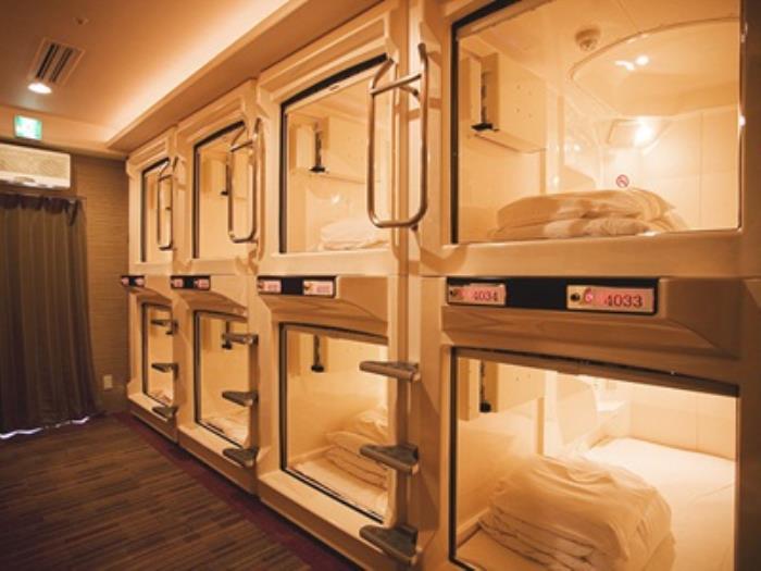 大阪膠囊旅館 - 限男性的圖片2