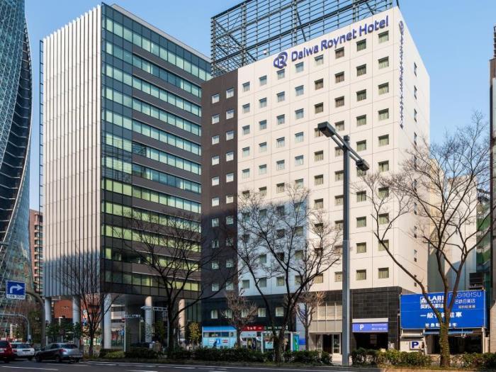 名古屋站前大和ROYNET酒店的圖片1
