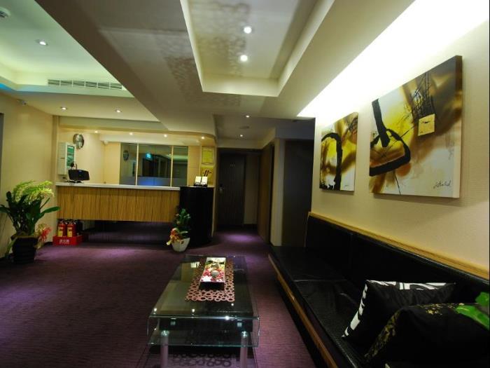 欣欣時尚旅店的圖片1