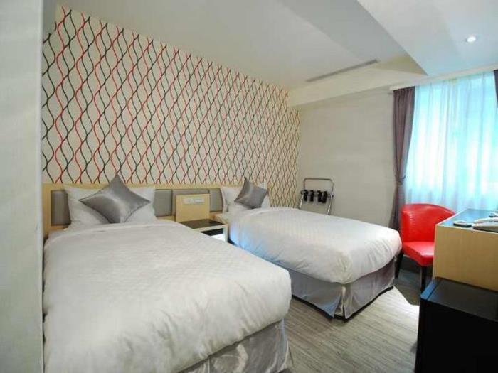 欣欣時尚旅店的圖片2