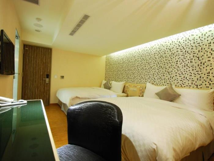 欣欣時尚旅店的圖片4