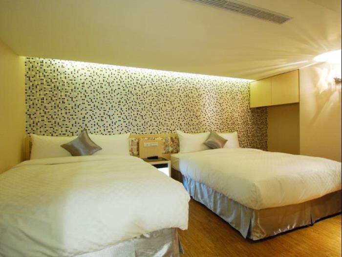 欣欣時尚旅店的圖片5