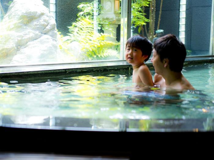 關空溫泉花園皇宮酒店的圖片5