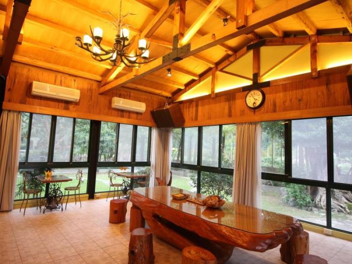 檜木屋渡假民宿的圖片1