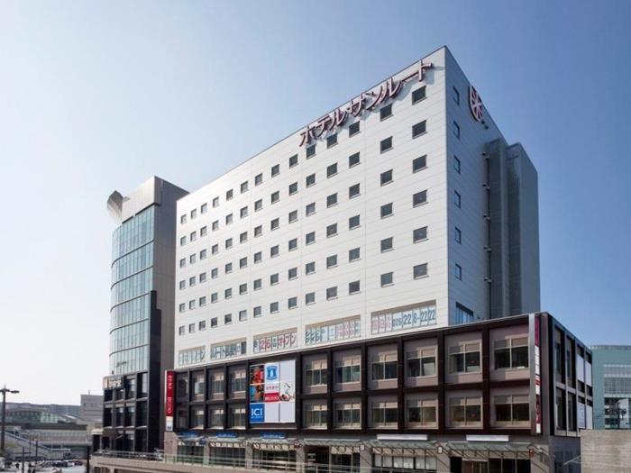 長野燦路都大酒店的圖片1