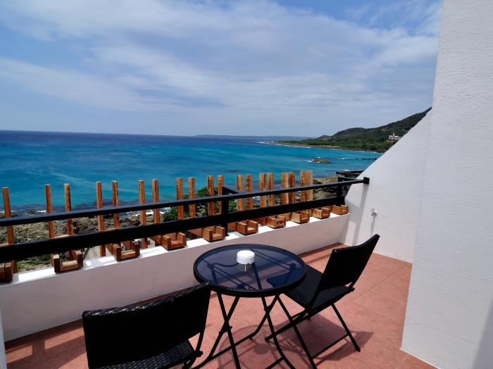 海南島海景旅店的圖片1