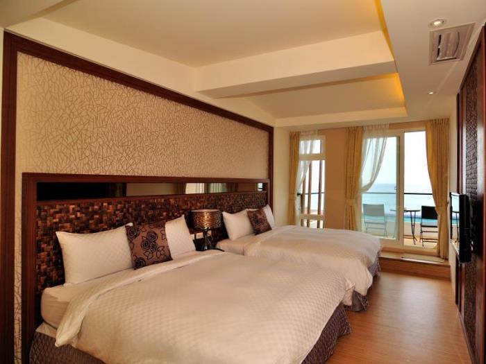 海南島海景旅店的圖片5