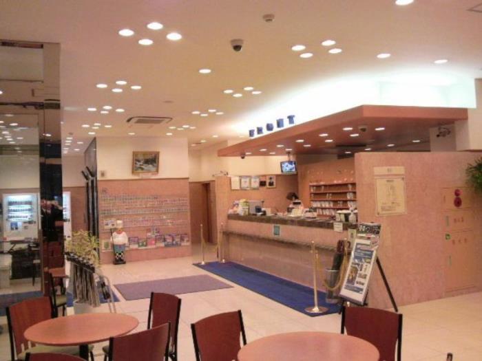 東橫INN青森站正面口的圖片3