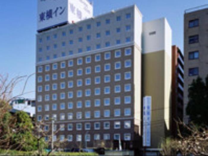 東橫INN東京站新大橋前的圖片1