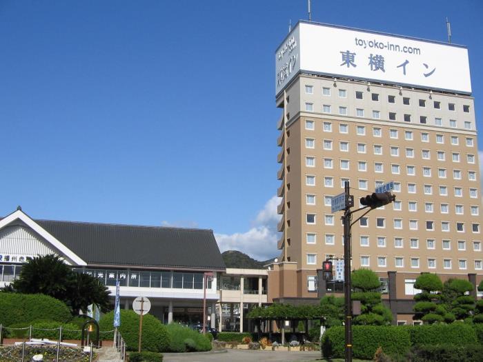 東橫INN播州赤穗站前的圖片1