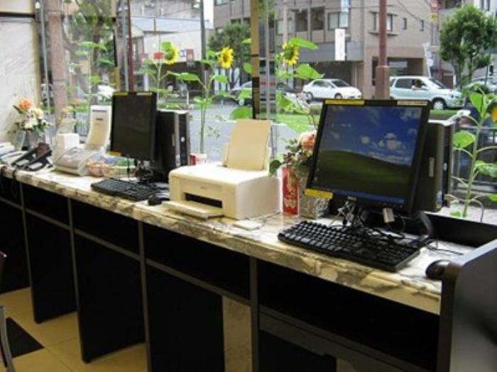 東橫INN鹿兒島中央站東口的圖片3
