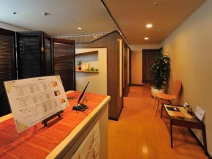 長堀桑布雷旅館B&C酒店的圖片4
