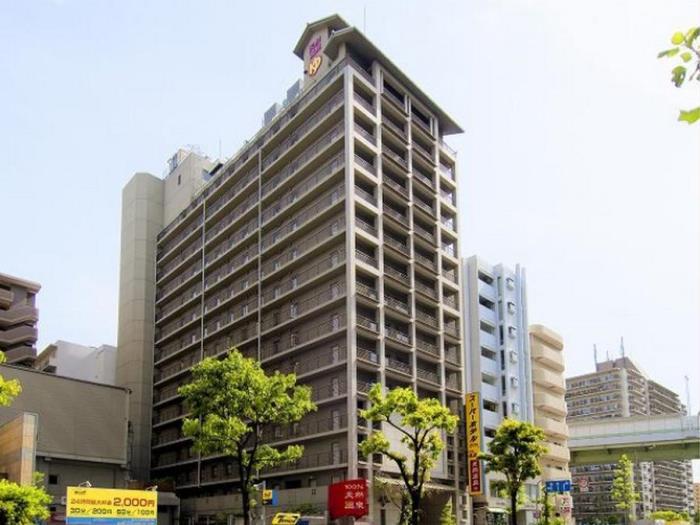 大阪天然溫泉超級酒店的圖片1