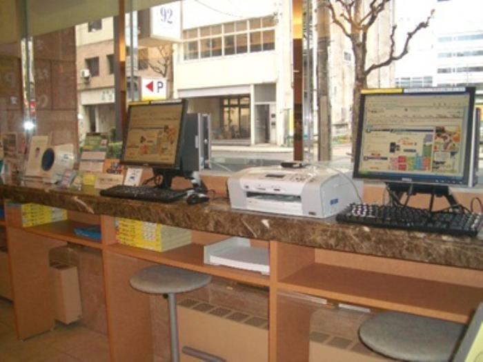 東橫INN名古屋站櫻通口新館的圖片3