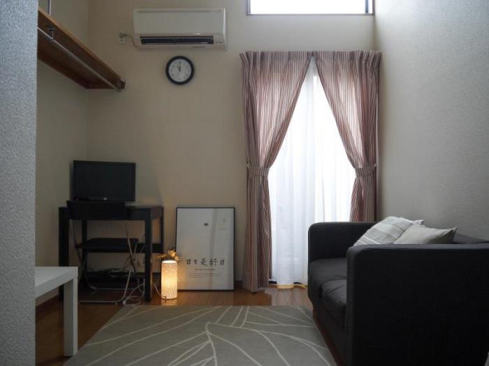 京都長住公寓的圖片1