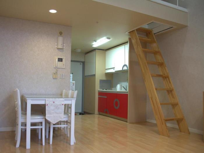享受首爾公寓的圖片1
