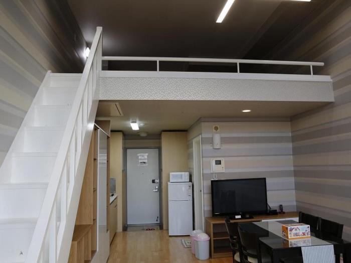 享受首爾公寓的圖片3
