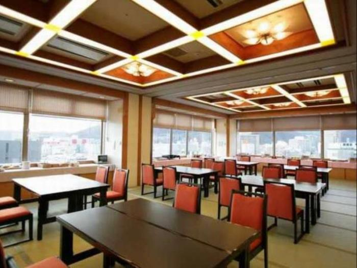 長野知豪酒店的圖片3