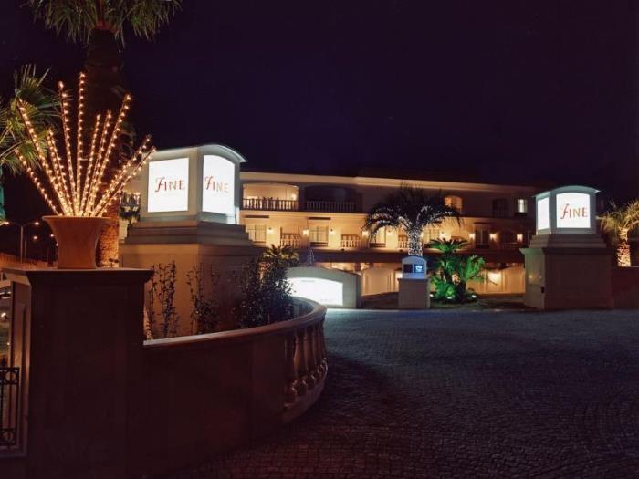 Fine花園酒店 - 奈良寶來的圖片1