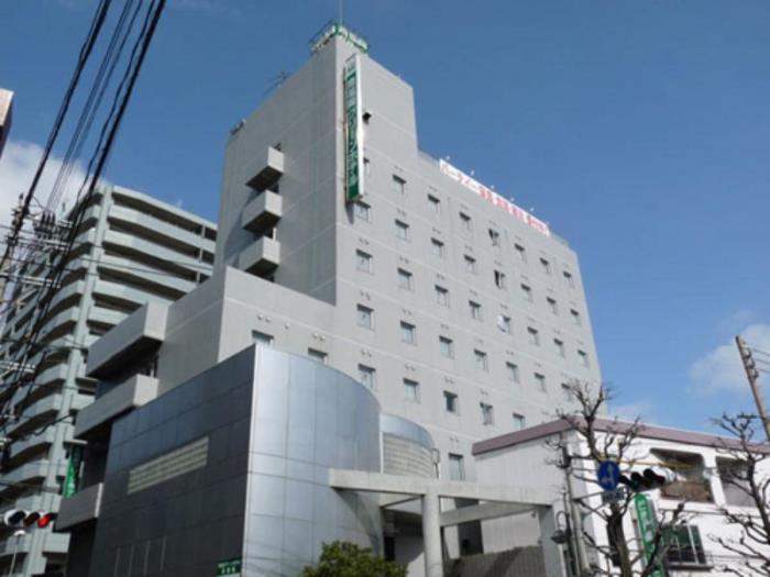 南福岡綠色酒店的圖片1