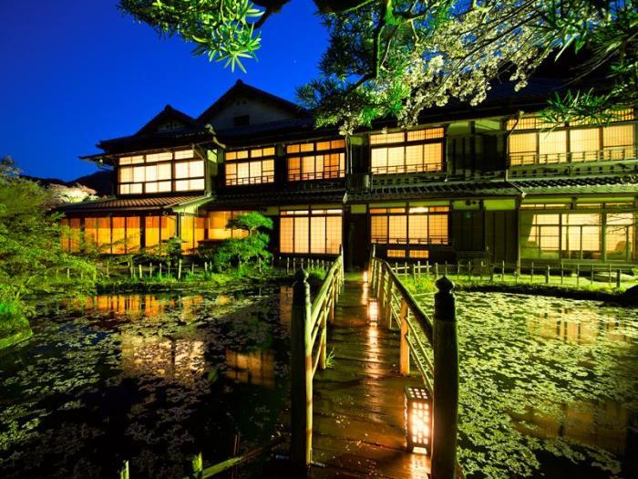 天見溫泉南天苑旅館的圖片1