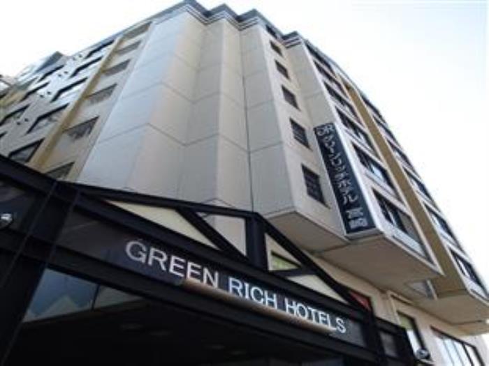 Green Rich酒店 - 宮崎的圖片3