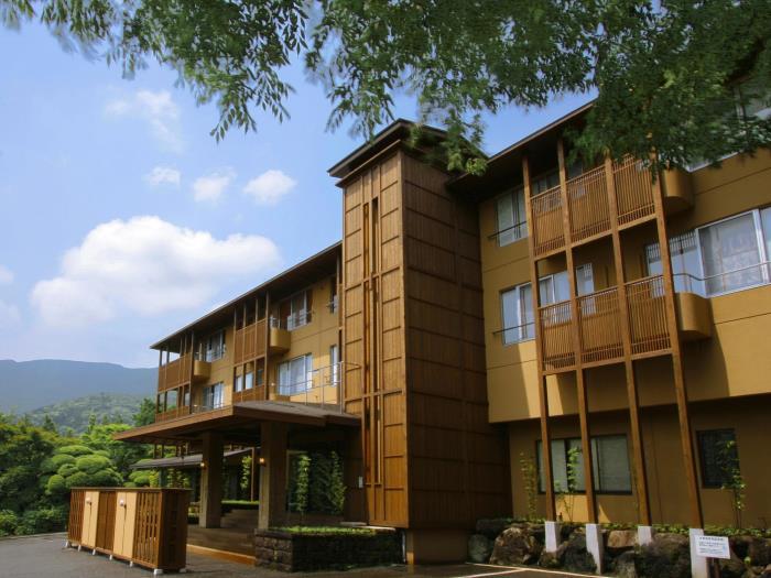 仙石原溫泉箱根山景旅館的圖片1