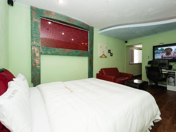 群山福克斯觀光酒店的圖片5